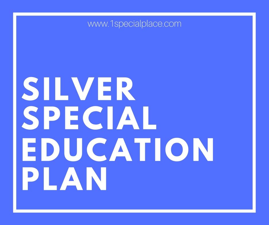 Silver Sp Ed Plan