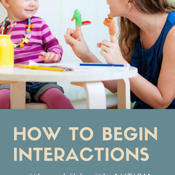 how to begin interactions